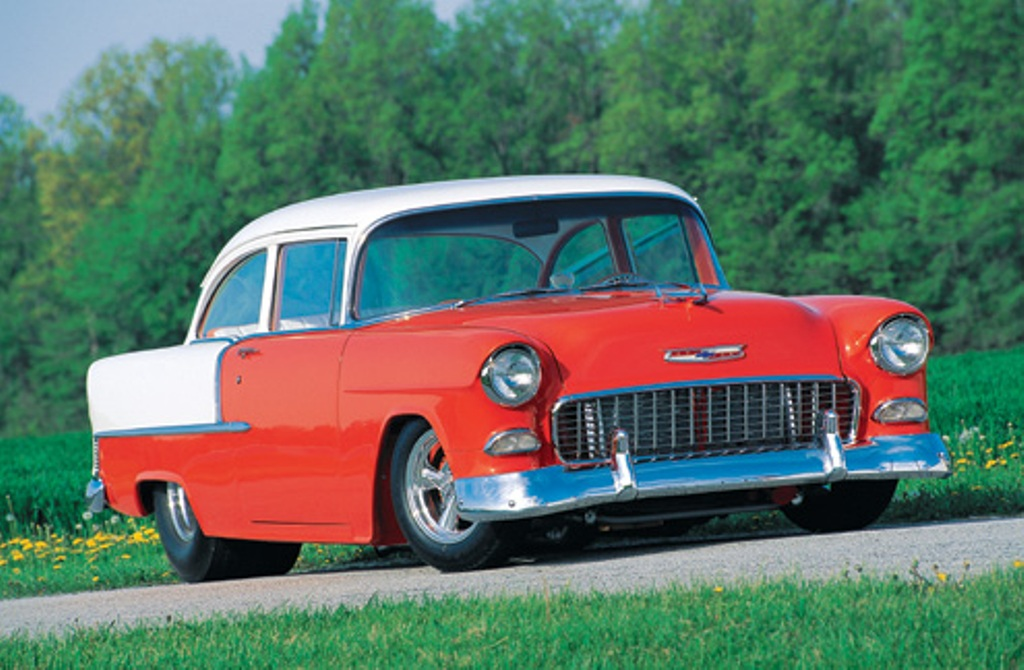 1955 Chevy Cars submited images.