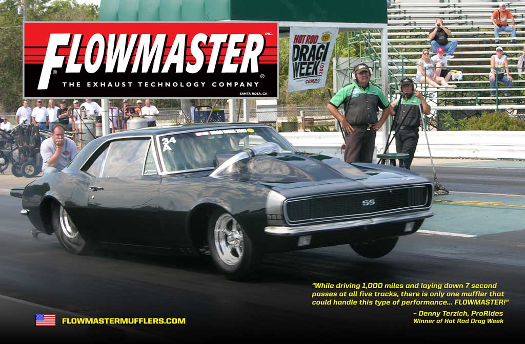 Flowmaster Mufflers on a 7-second street car - Ford Muscle Forums ...
